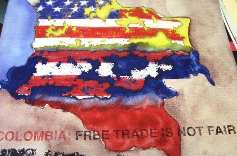 81. Colombia: Free Trade is Not Fair Trade