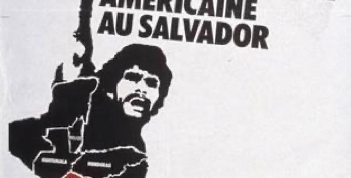 45. NO Non A L'Intervention Americaine Au Salvador (No American Intervention in El Salvador)