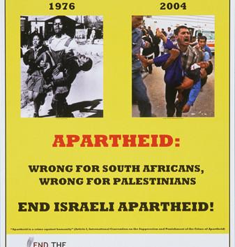 115. End Israeli Apartheid!