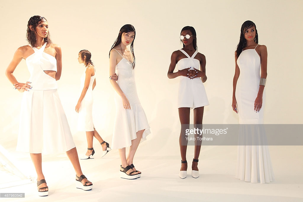 JAY GODFREY NYFW SS'16 GETTY