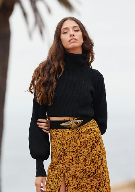 Hallie Sweater Black