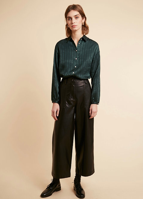 Prunella Leather Pants