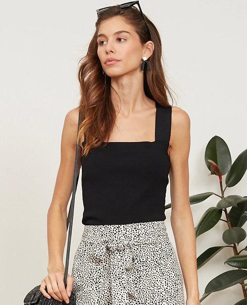 Jasmine Knit Crop Top