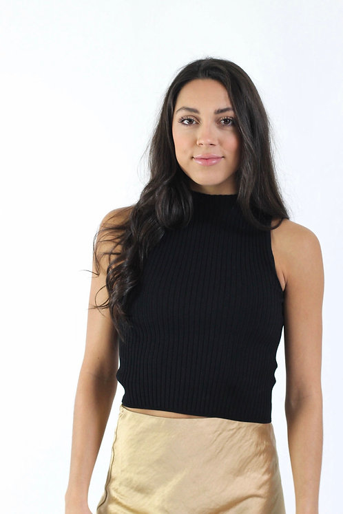 Vanessa Mock Neck Top