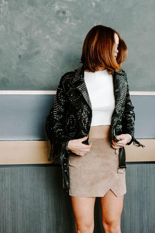 Reputation Leather Jacket