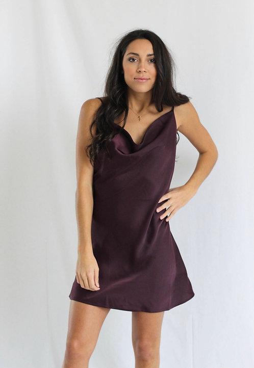 Celine (wine) Dress