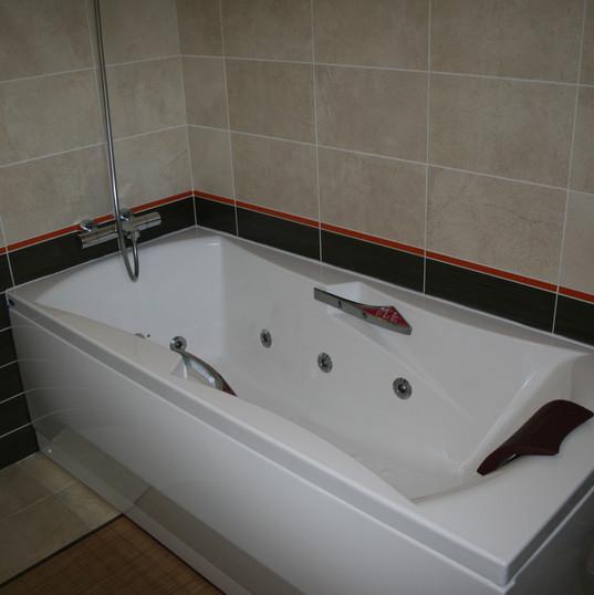 la baignoire balnéothérapie