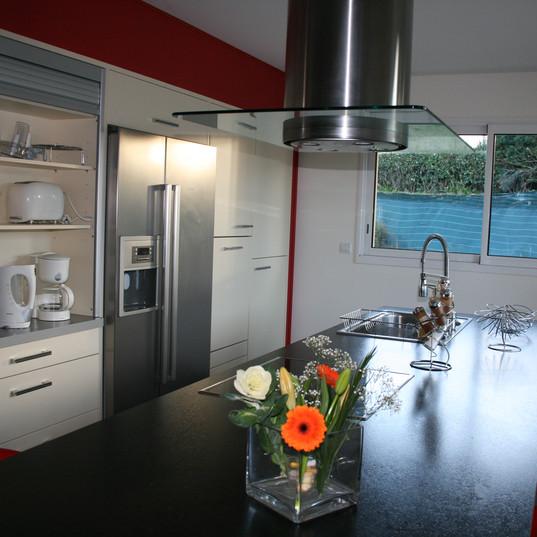 cuisine de la villa