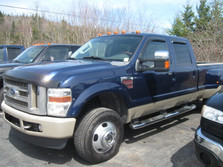 2008 Ford F350 King Ranch, 4×4 Diesel Dually