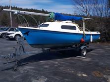 1977 Siren 17 Sailboat