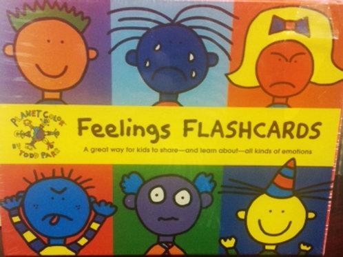 Feelings Flash Cards