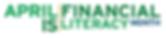 Financial Literacy Month logo