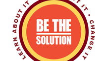 Wyoming BE THE SOLUTION Campaign