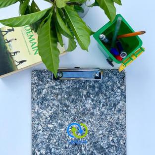 Porte-document A4 à base de plastiques 100 % recyclés