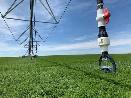 Irrigation Pivots