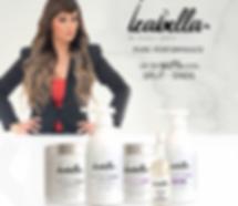 מוצרי טיפוח לשיער -איזבלה
