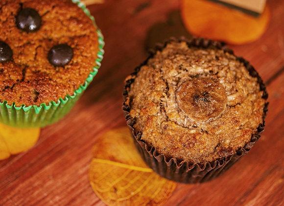 Muffins (lowcarb) sem glúten e sem lactose