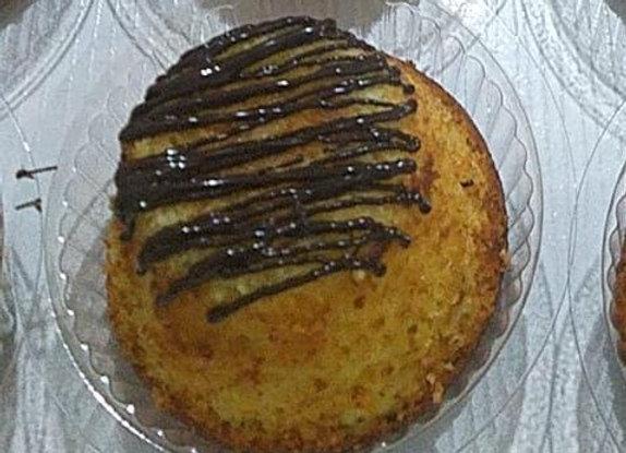 Muffin sabor laranja lowcarb