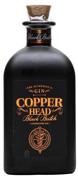 Copper Head Black Batch Gin