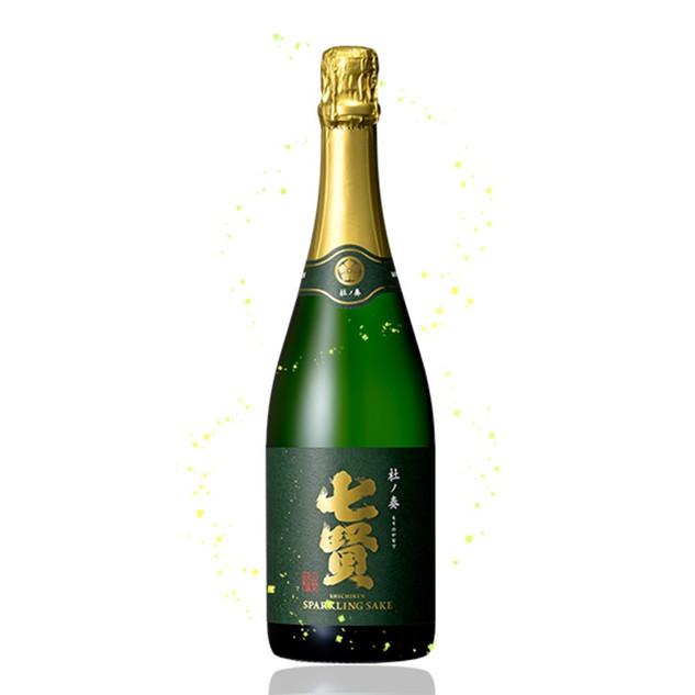 七賢杜ノ奏Sparkling Sake