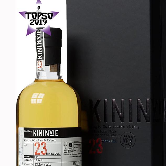 Kininvie 23 Years Old Batch No.3