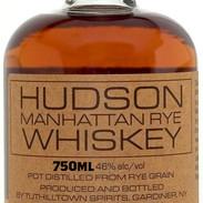 Tuthilltown Hudson Manhattan Rye Whiskey