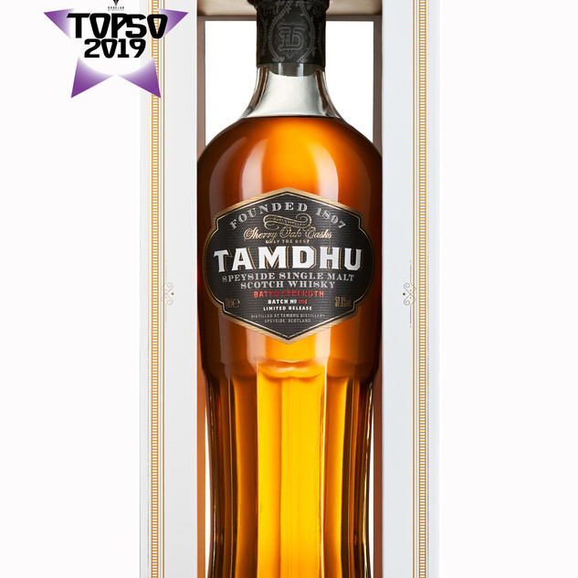 Tamdhu Batch Strength Batch No. 004