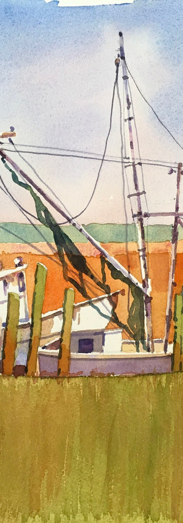 Lowcountry Shrimp Boats