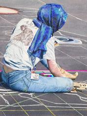 The Chalk Artist XII