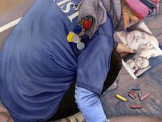 The Chalk Artist X
