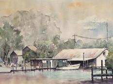 Cortez Boat House