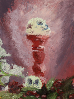 Palette Knife Still Life
