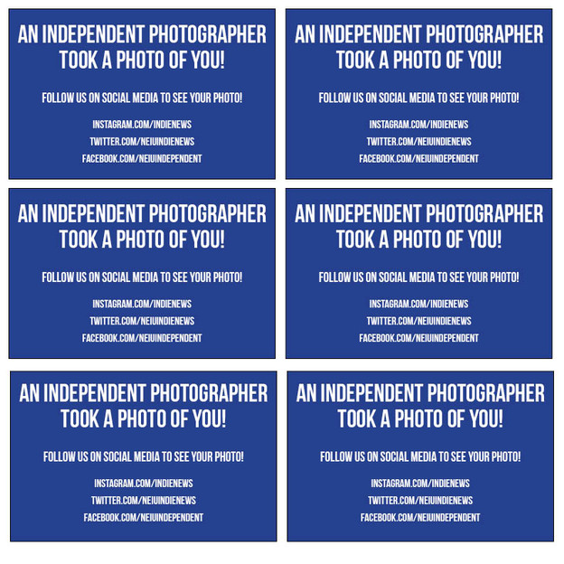indie photographer snapped - social medi