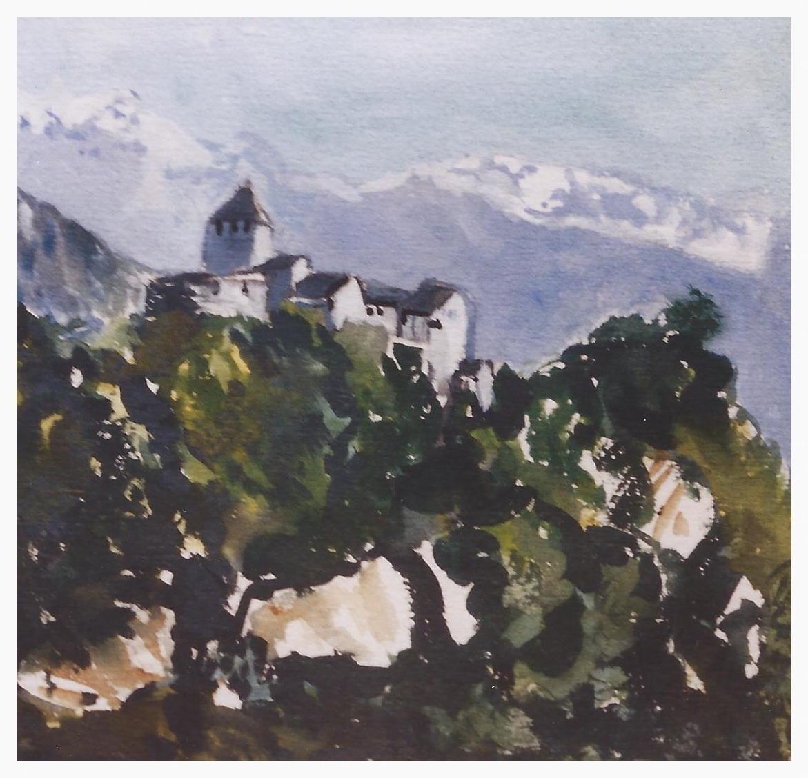 Mountain Chateau