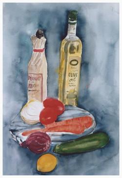 Bottles/Vegetables