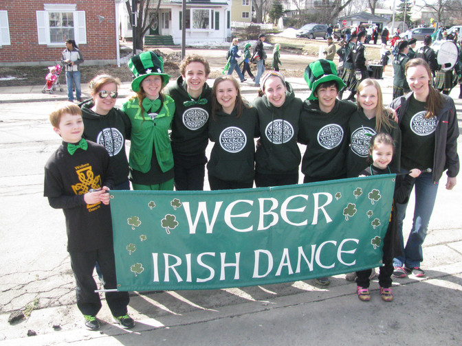 Naperville St. Patrick's Day Parade