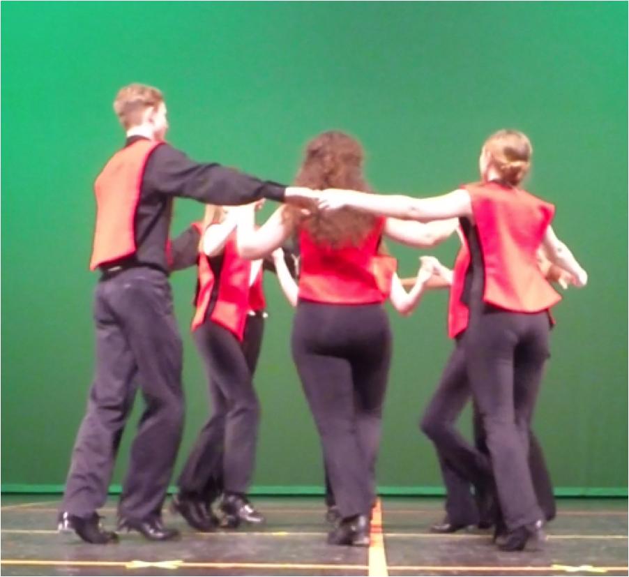 Choreography dance