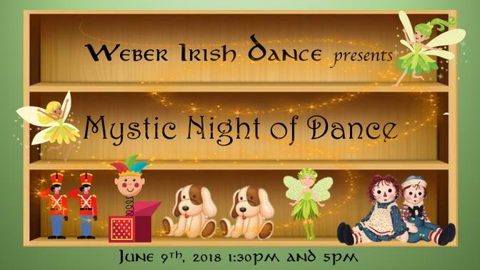 Weber Concert 2018: Mystic Night of Dance!