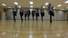 Weber Irish Dance video and photo shoot