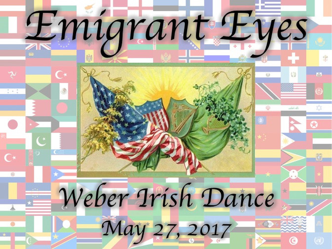 Concert 2017: Emigrant Eyes