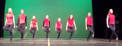 Intricate choreography