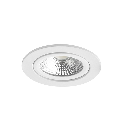 Led inbouwspot Wit 1W dimbaar IP44