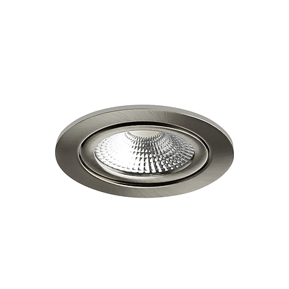 Led inbouwspot RVS 5W dimbaar IP44
