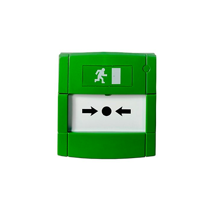 Handmelder MCP3A-G000FG-11 groen