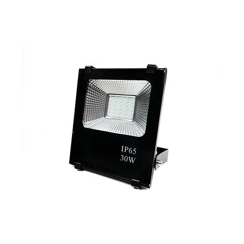 Led buitenlamp 30W IP66 koud-wit