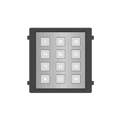 DS-KD-KP/S modulaire intercom keypad RVS