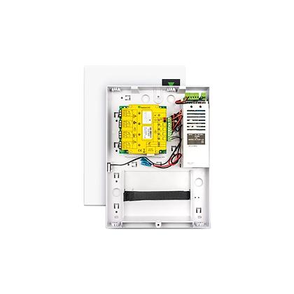 Net2 I/O module – 12V 2A voeding, Kunststof behuizing
