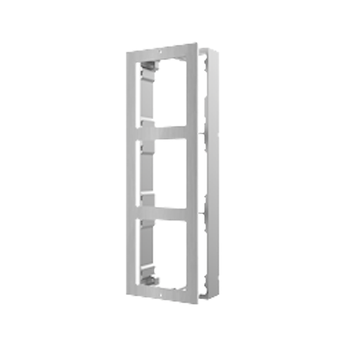 DS-KD-ACW3/S Modulaire intercom opbouwframe 3 modules