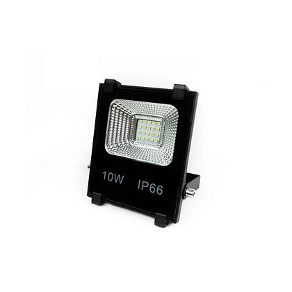 Led buitenlamp 10W IP66 neutraal-wit