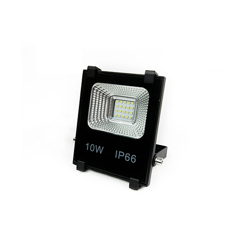 Led buitenlamp 10W IP66 neutraal-wit